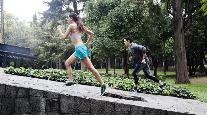 Pistas para correr