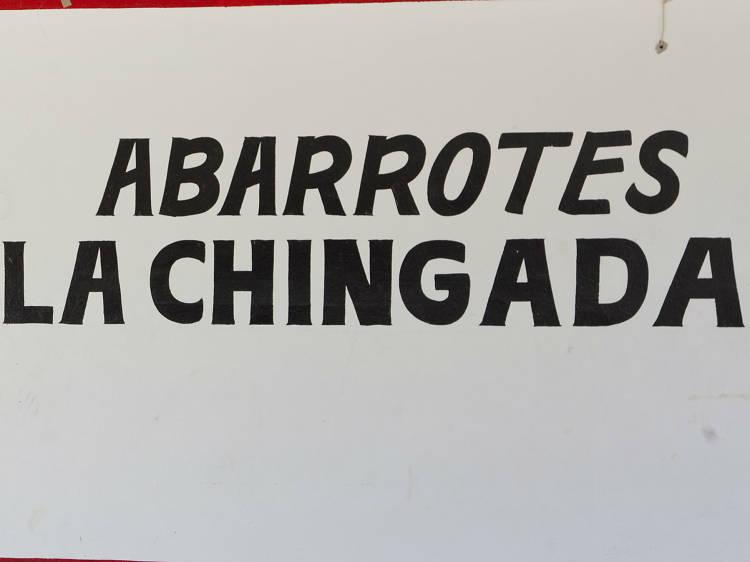 Abarrotes La Chingada