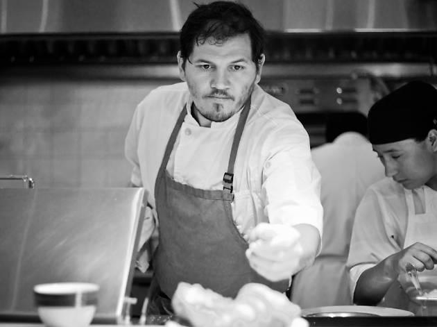 Clase de cocina con Eduardo García