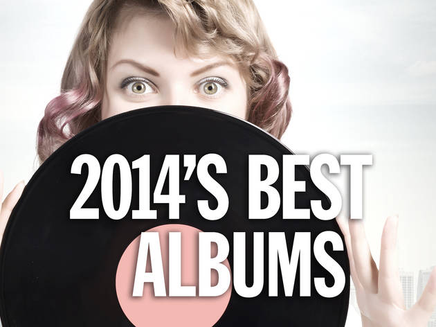 2014's Best Albums