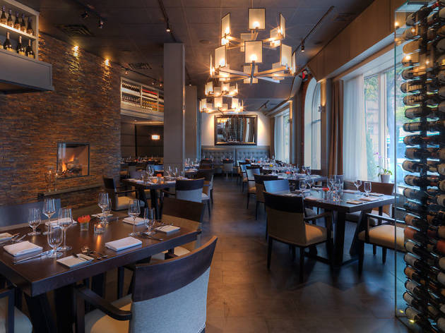 The most romantic restaurants in Boston