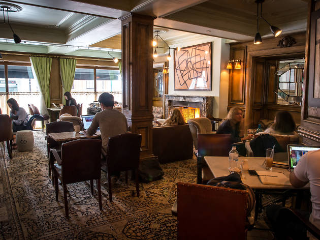 The Marlton Espresso Bar
