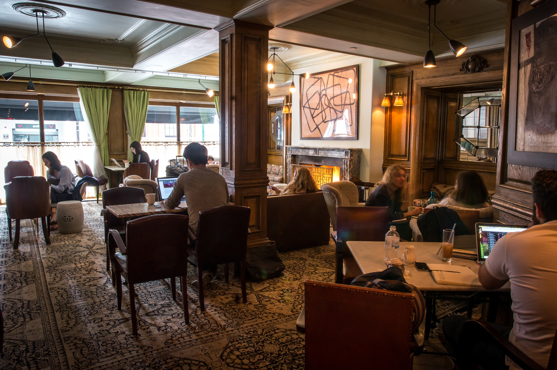 The Marlton Espresso Bar Restaurants In Greenwich