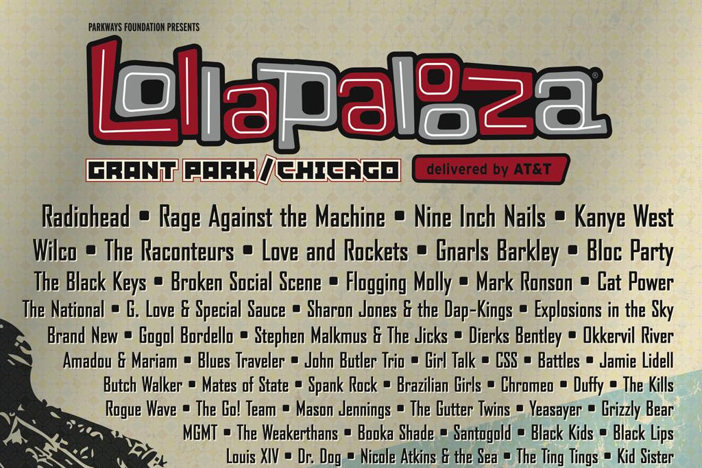 Lollapalooza 2008