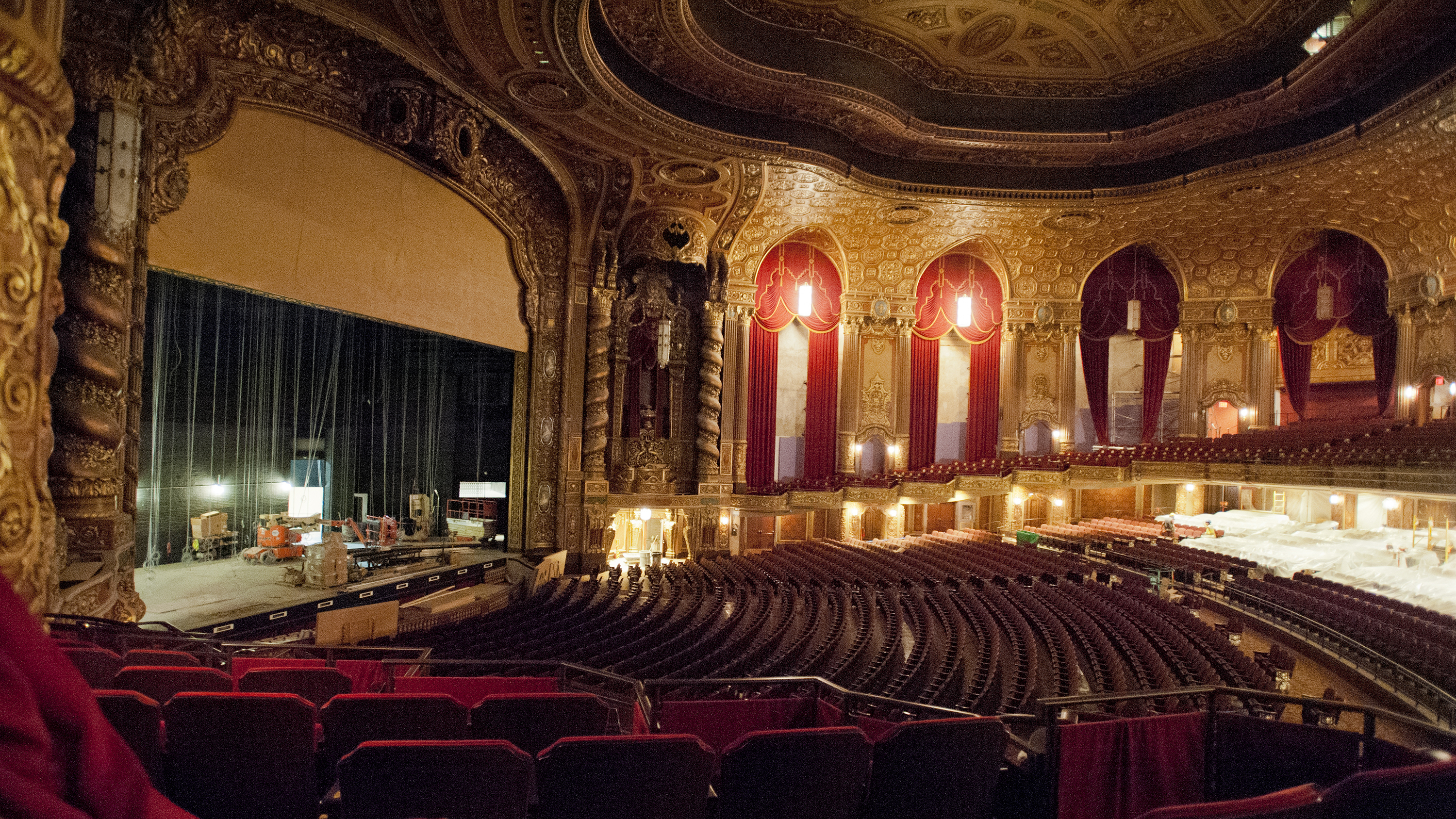 See Inside The Beautiful Kings Theatre Before It Reopens