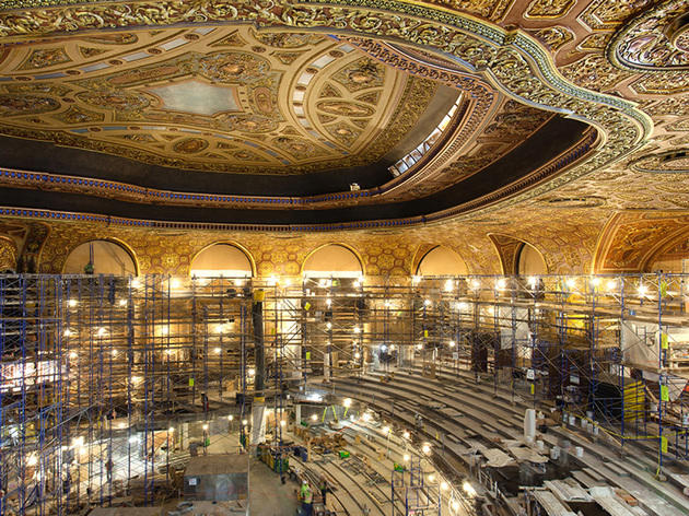 Loew's Kings Theatre Brooklyn, New York