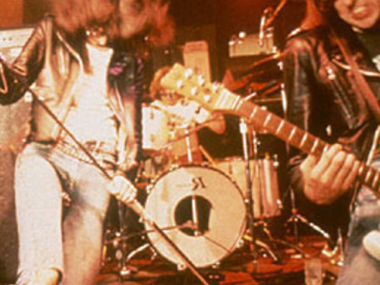Ramones Casa Club