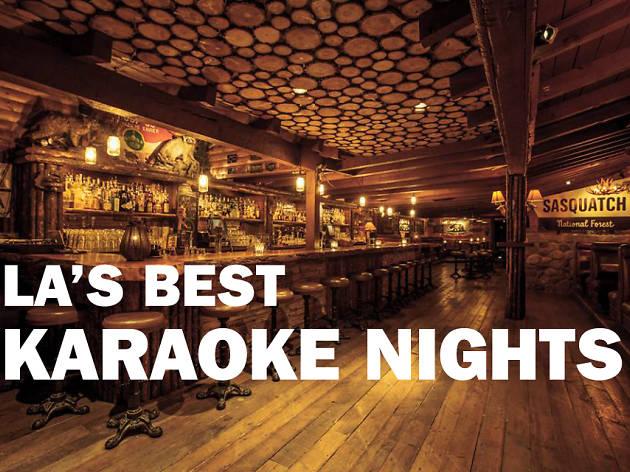 The city's best karaoke nights