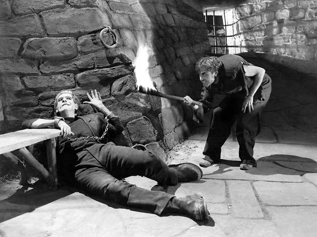 Frankenstein, best monster movies