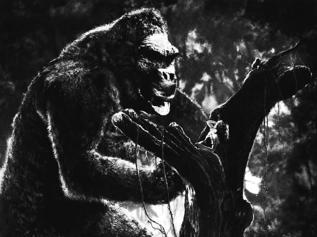 King Kong, best monster movies