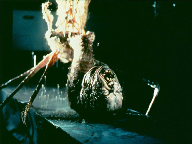 The Thing, best monster movies