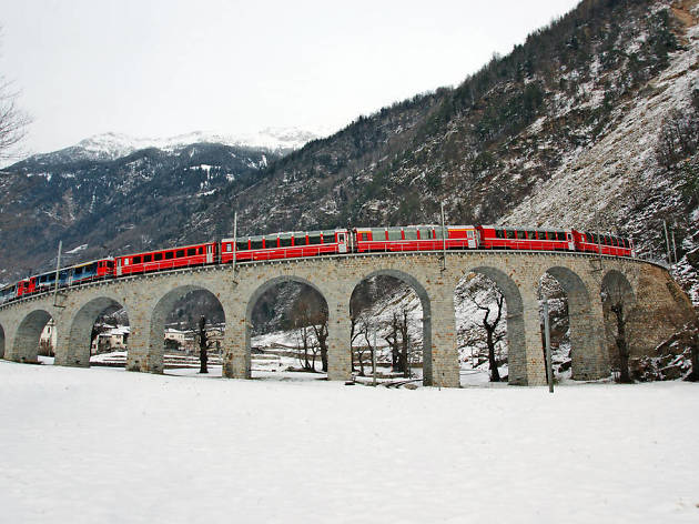 Check out Switzerland's 11 UNESCO World Heritage sites