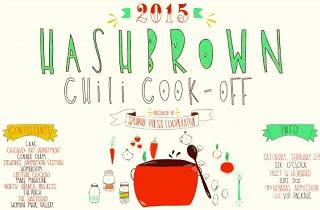 2015 Hashbrown Chili Cook-Off