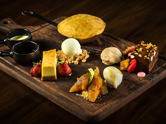 Sear - Tasting Dessert Plate