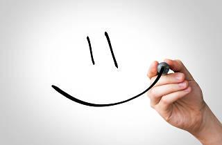 Smiley, cara feliç