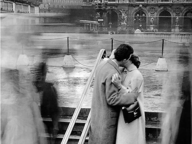 Baisers Paris Saint Valentin