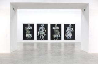 (Vue de l'exposition (Georg Baselitz) / Photo :  © TB / Time Out)