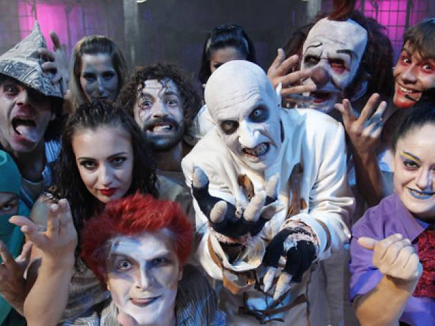 El Circo de los Horrores. El Origen