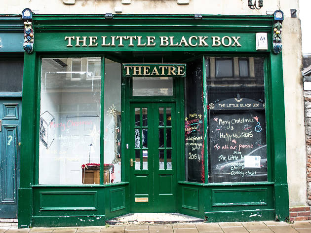 The Little Black Box Theatre