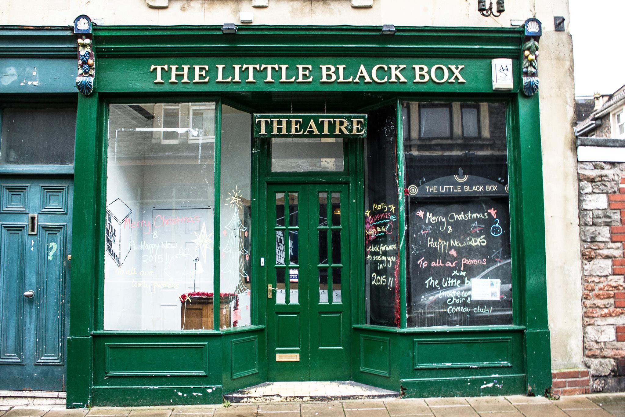 The Little Black Box Theatre, Cotham, Bristol