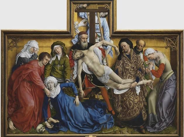'El Descendimiento', Rogier van der Weyden