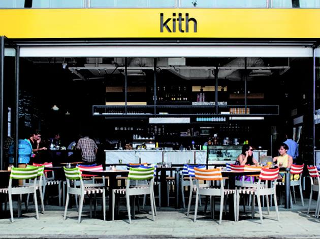 Kith Cafe - Sentosa Cove