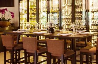 The Restaurant Christmas degustation wine dinner