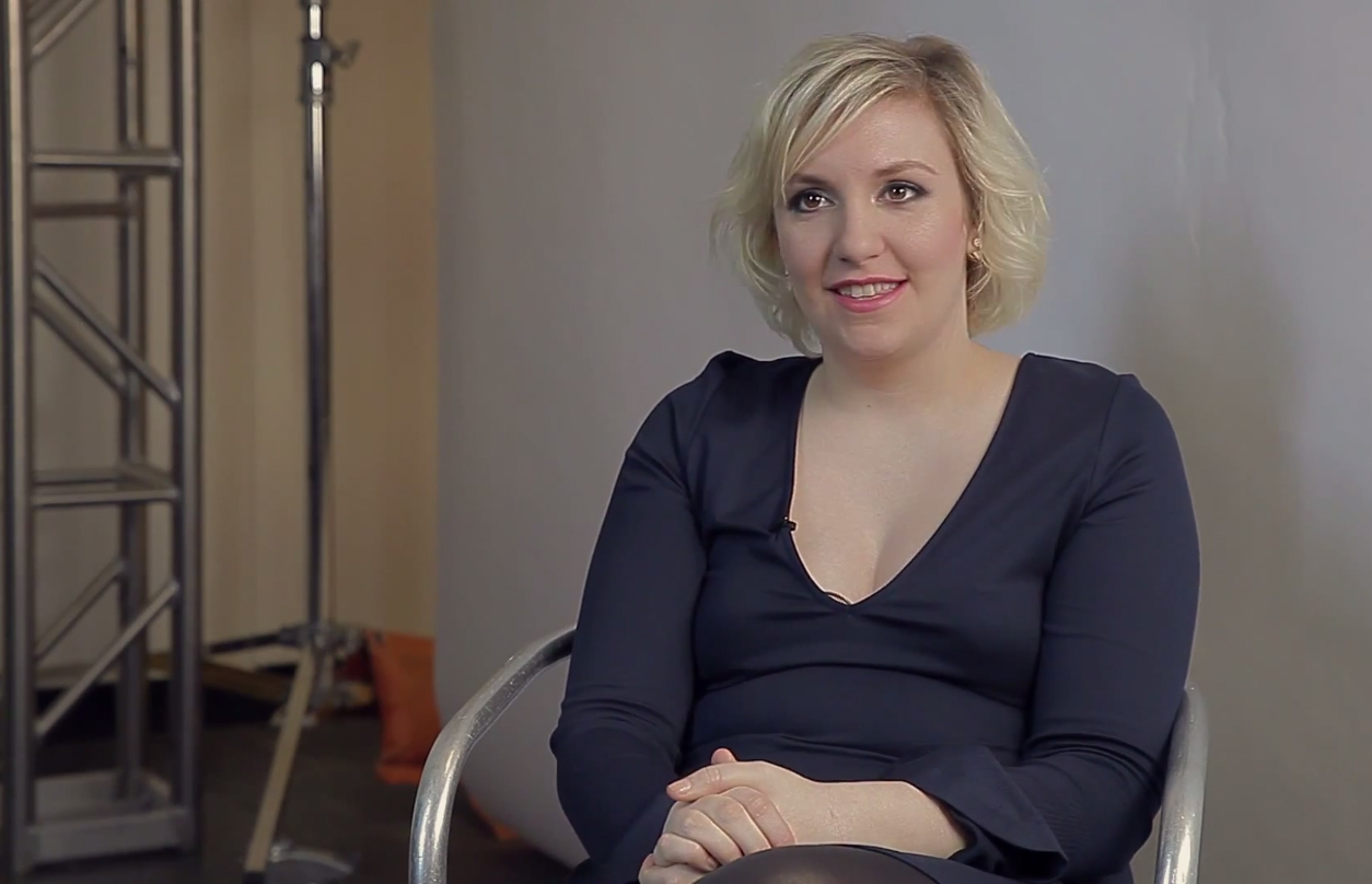 Lena Dunham answers Time Out readers' questions