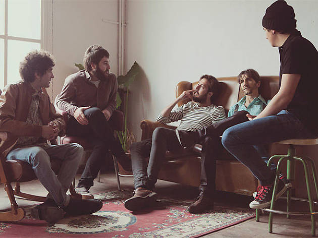 Xevi Pigem & La Casa en Llamas + Esperit!