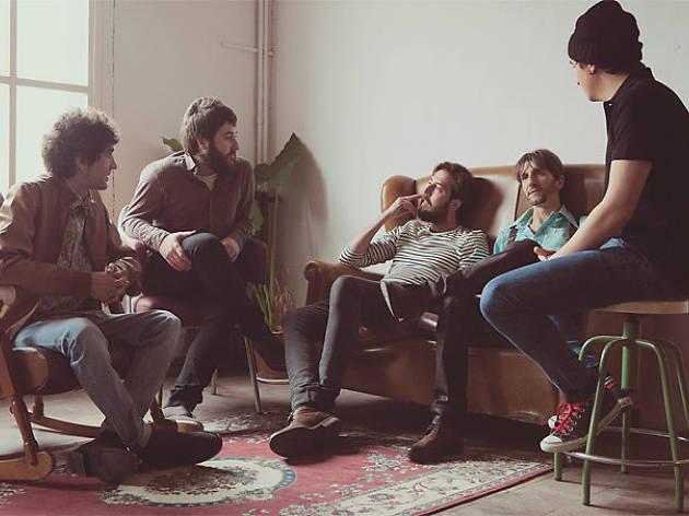 In-Somni 2015: Ángel Stanich Band + Xevi Pigem & La Casa en Llamas