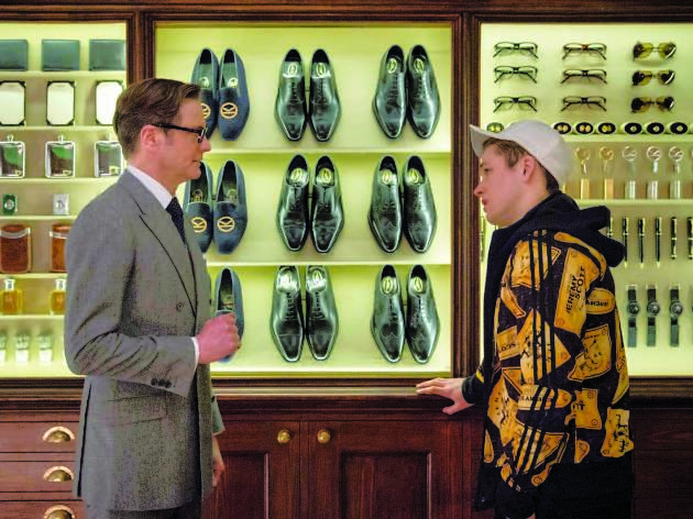 Film • Kingsman : services secrets