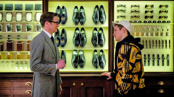 Review: Kingsman The Secret Service