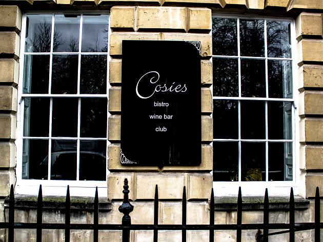 Cosies, Bristol, Club