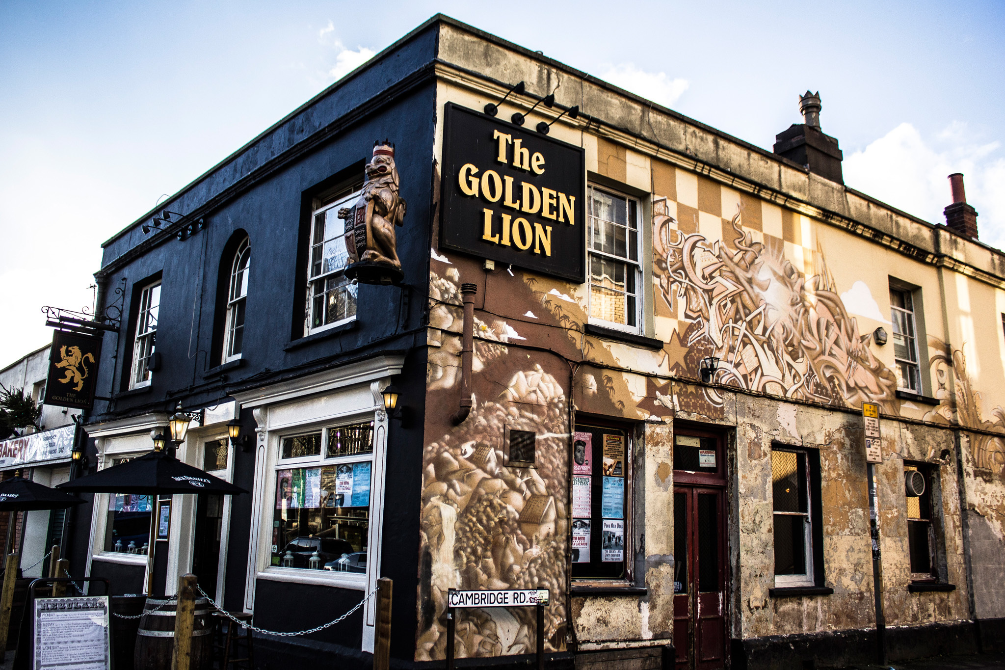 The Golden Lion, Bristol