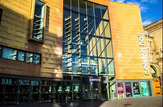 Colton Hall, Bristol, Concert,