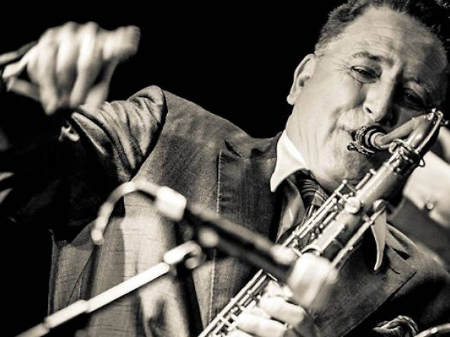 Ray Gelato & Barcelona Big Blues Band
