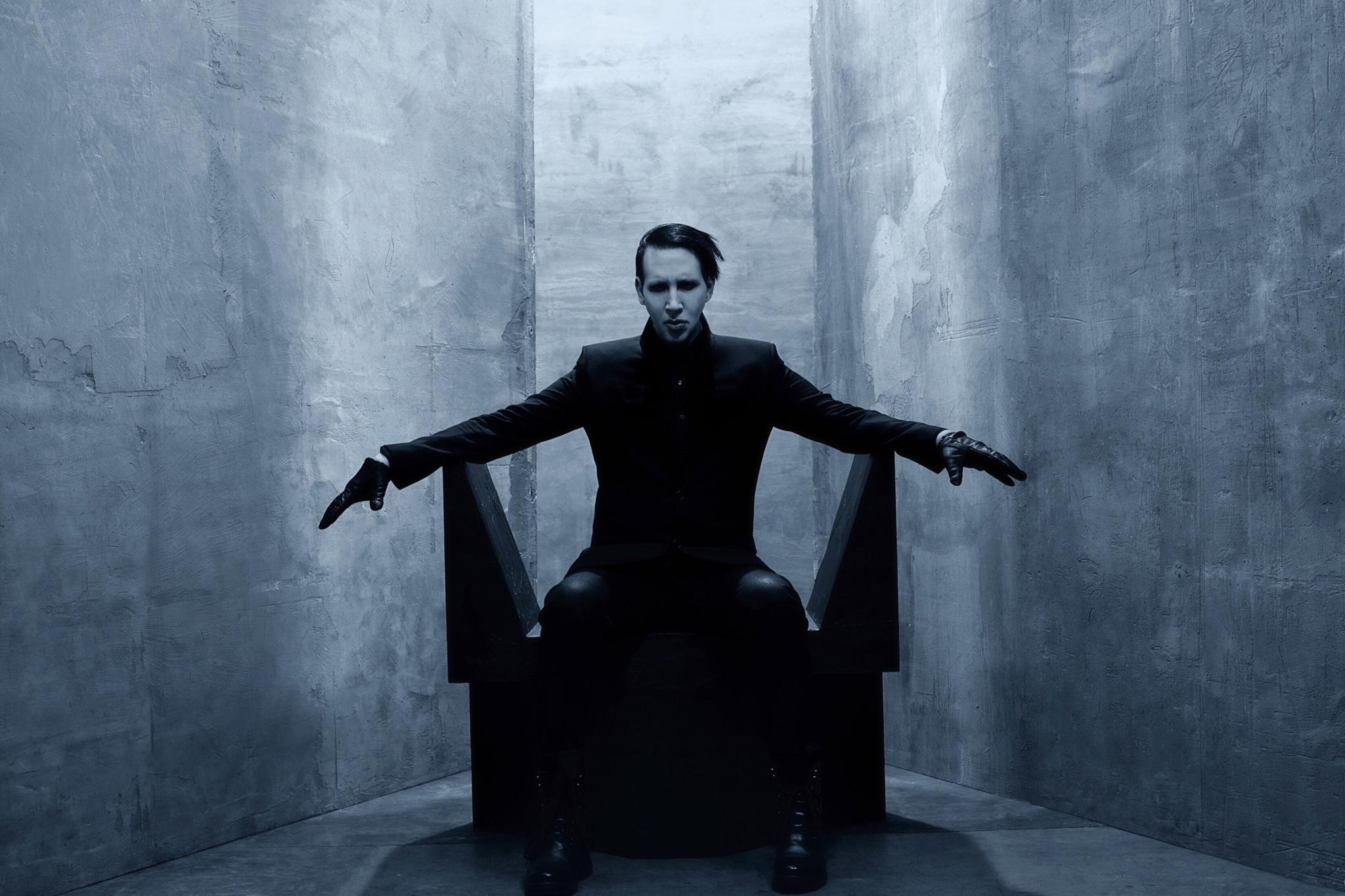Q&A: Marilyn Manson