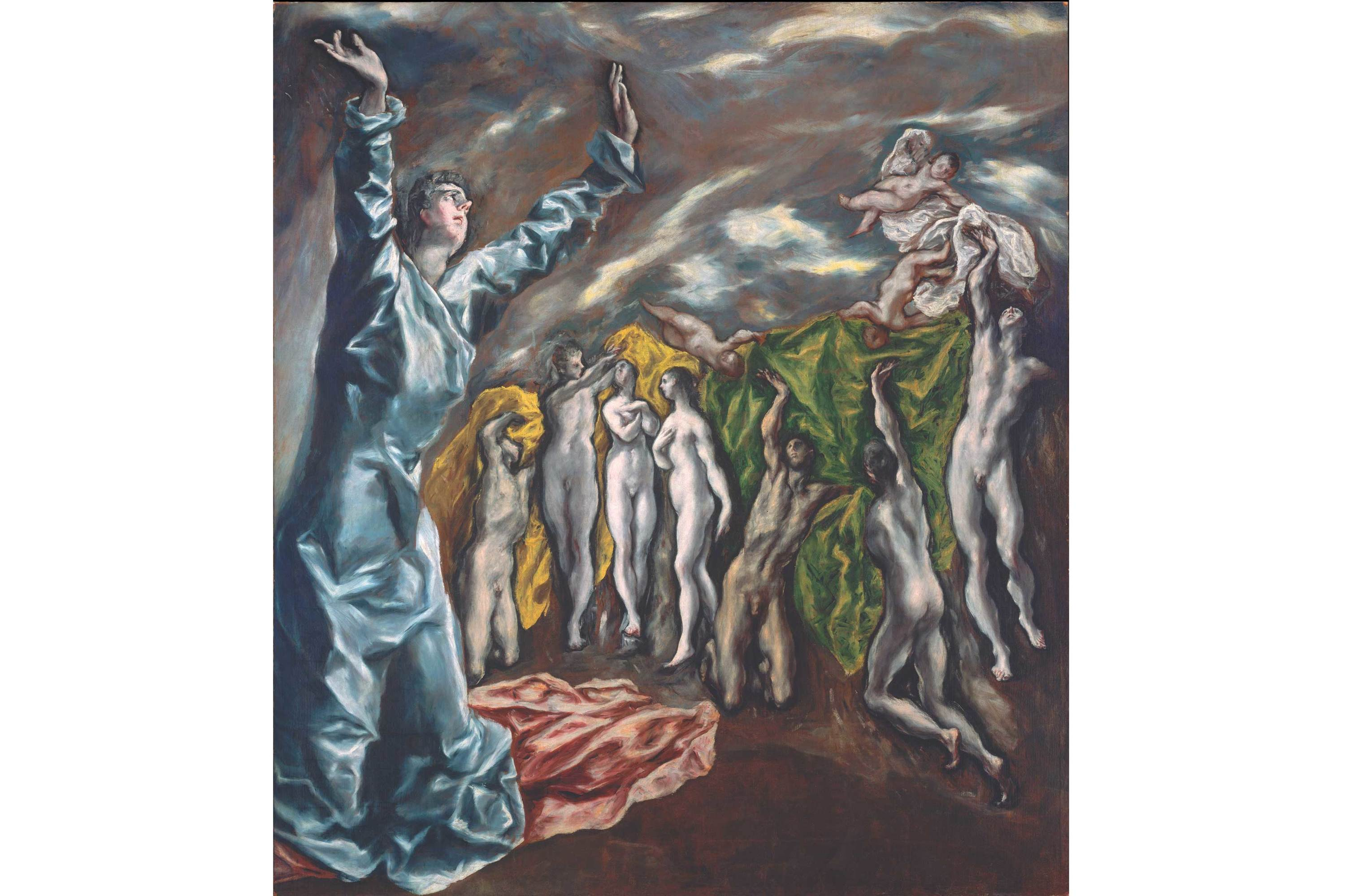 el greco and his artwork El greco turned to his first patrons in toledo  owned one of his paintings to the exponents of naturalism and impressionism el greco's art could mean little.