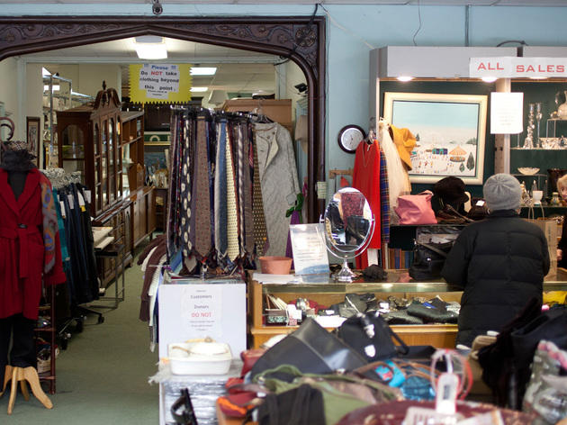 Mt Sinai Hospital Resale Shop Shopping In Lake View Chicago