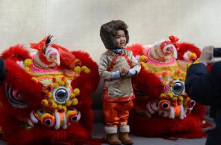 Lunar New Year Family Workshops