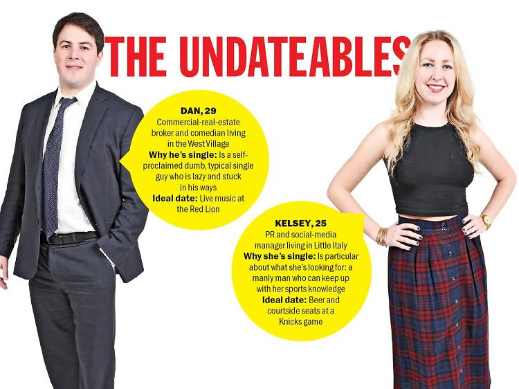 After the Undateables: Still in touch