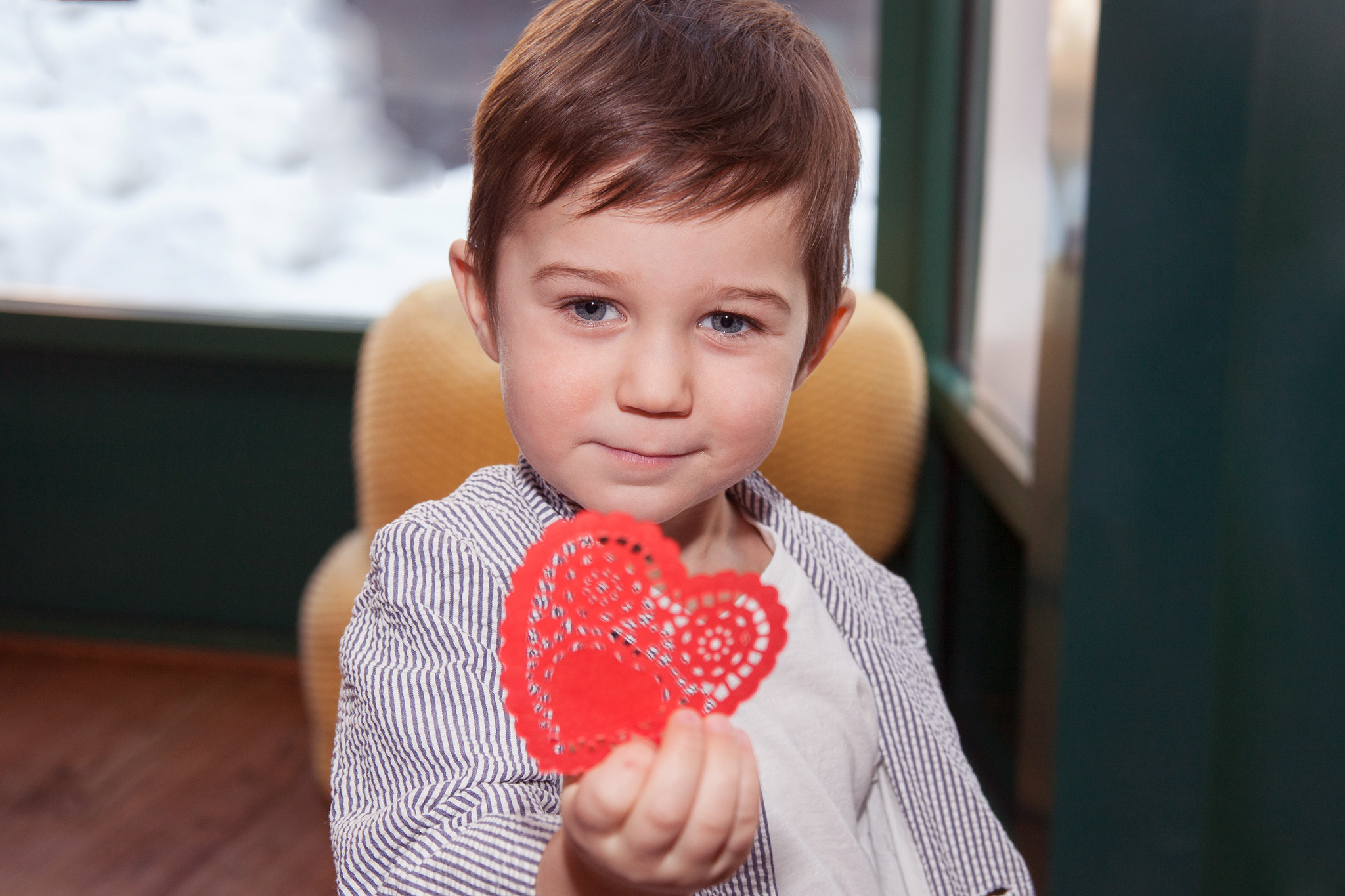 Valentine's Day activities for kids in Chicago