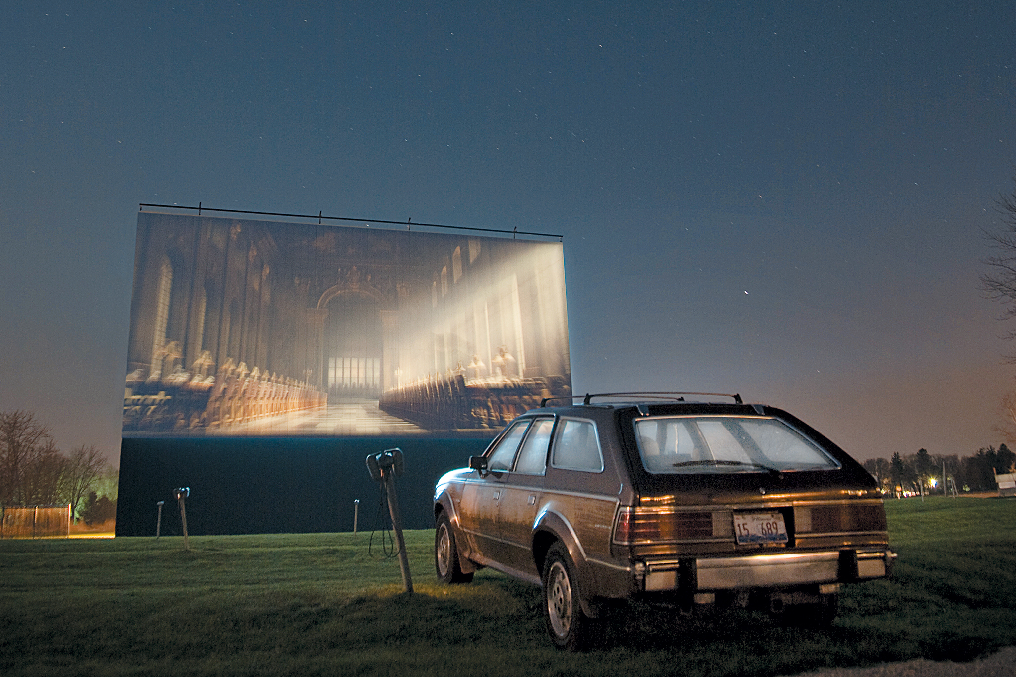 Drive-in movie theater: Cascade Drive-In
