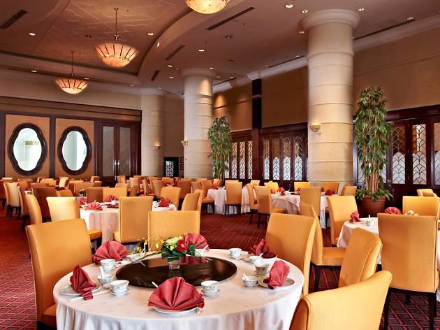 Summer Palace Chinese New Year menu