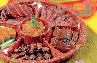 Di Wei Chinese New Year menu