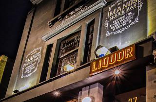 Manos 3, Cocktail Bar, Bristol