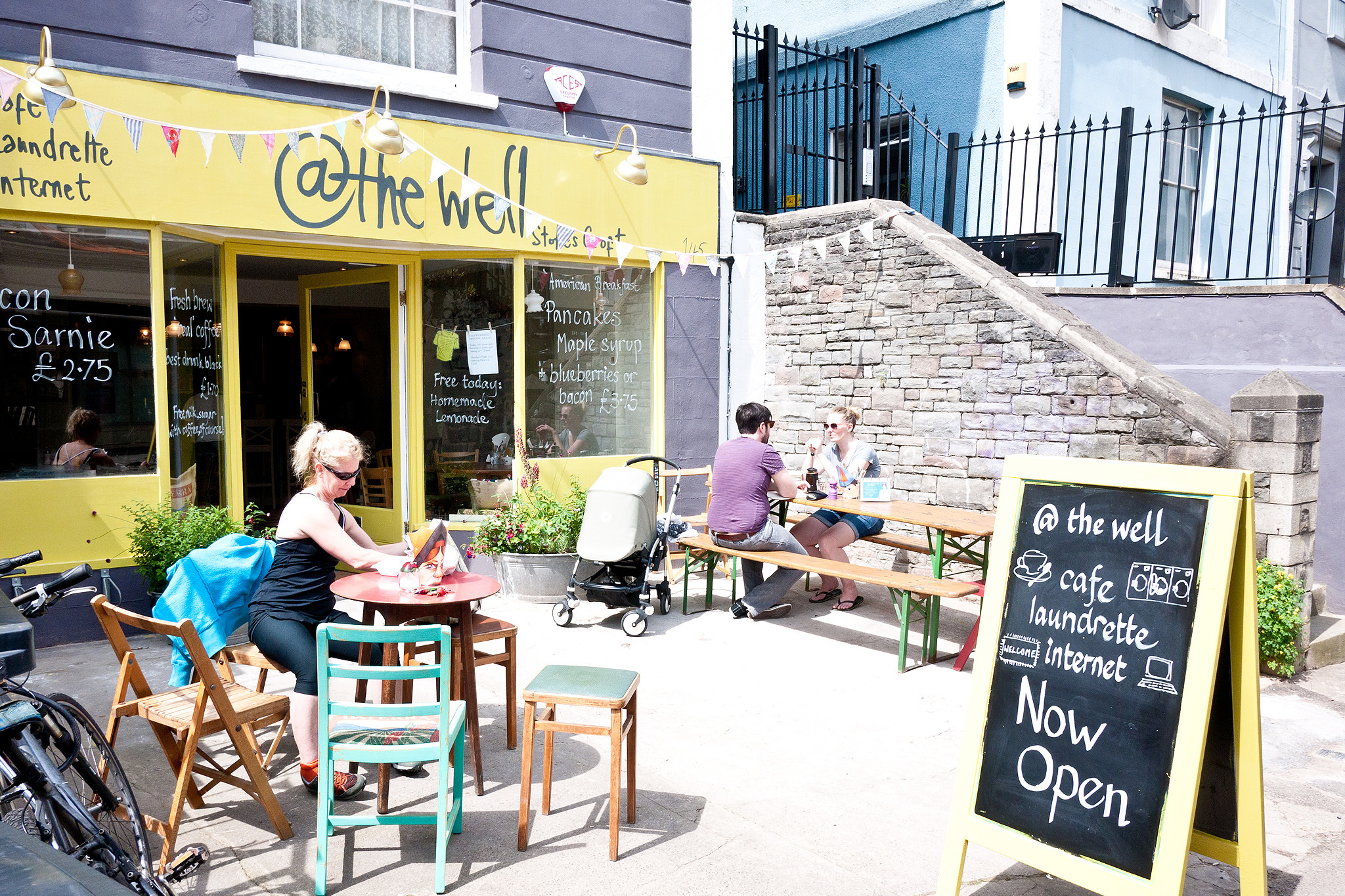 At The Well, Bristol