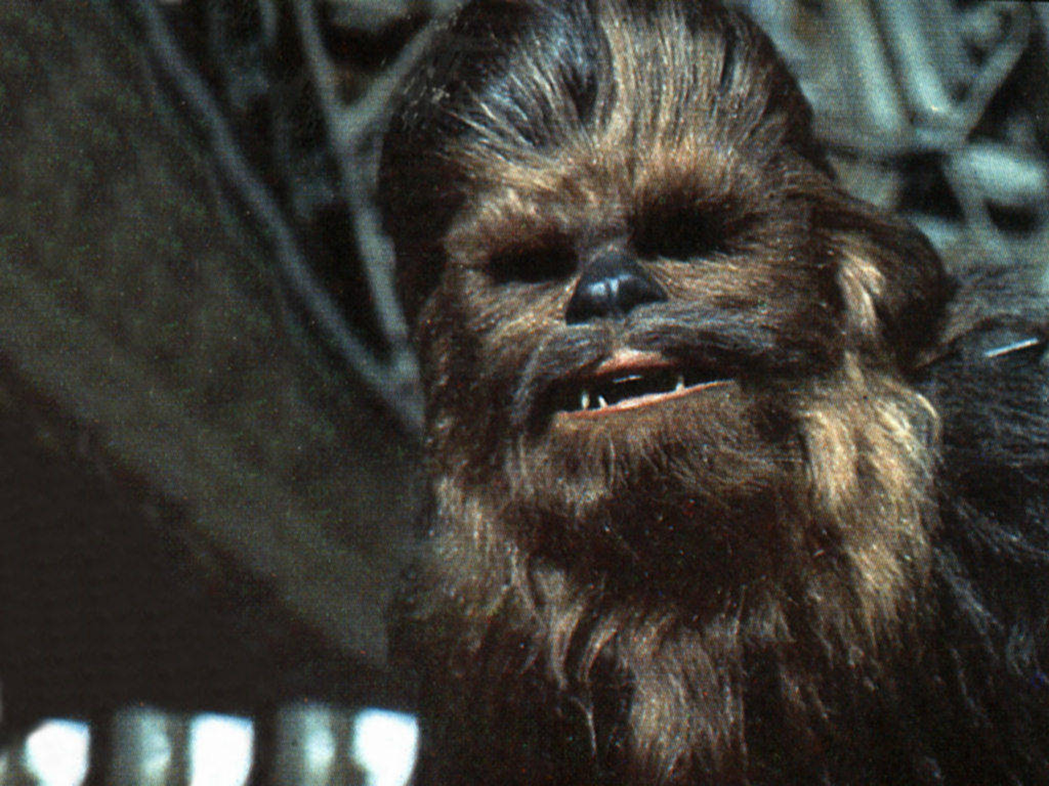 Chewbacca –The 50 best Star Wars characters