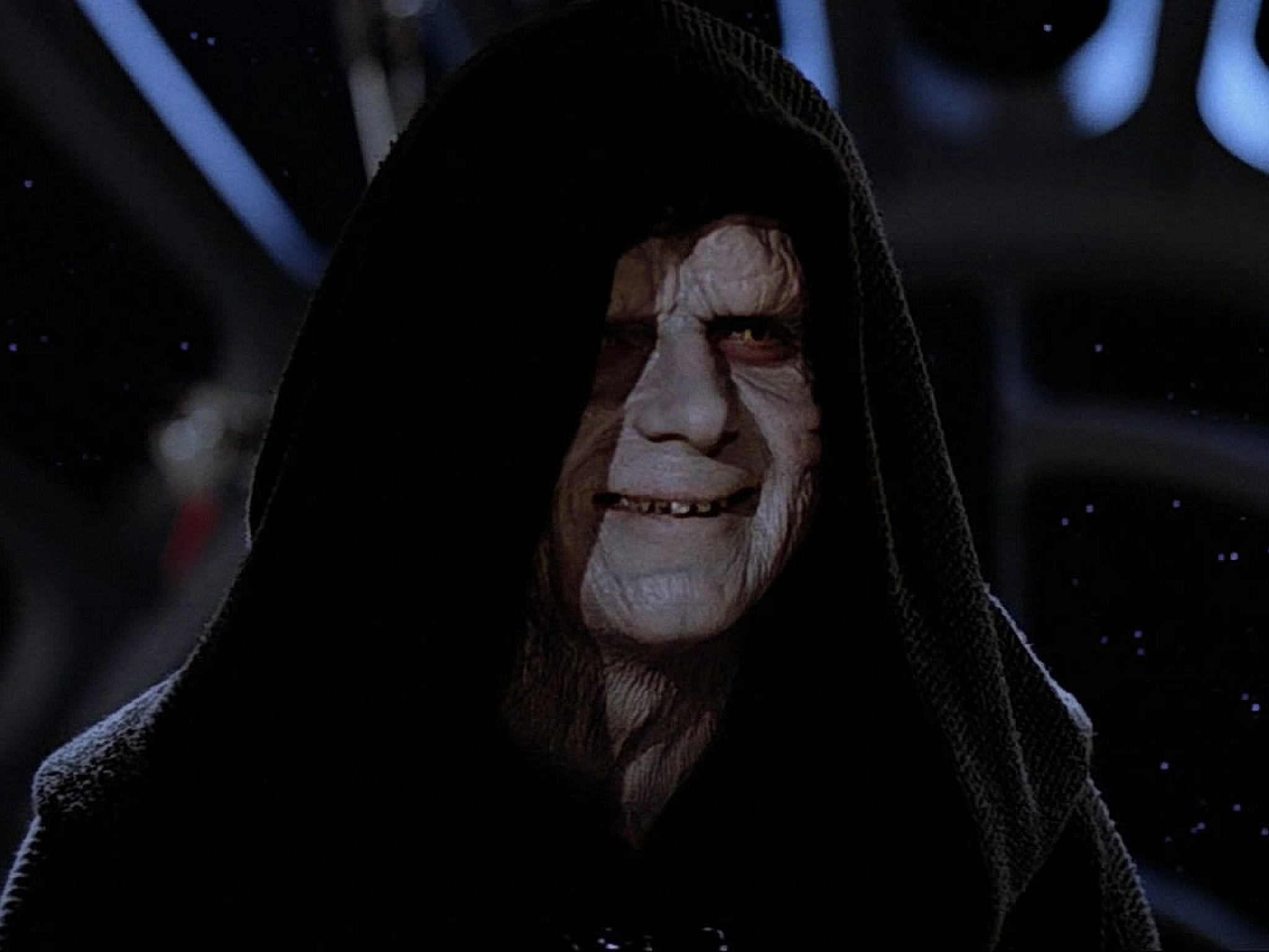 Emperor Palpatine – The 50 best Star Wars characters