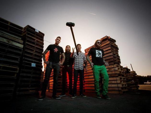 Mastodon + Eagles of Death Metal + Russian Circles